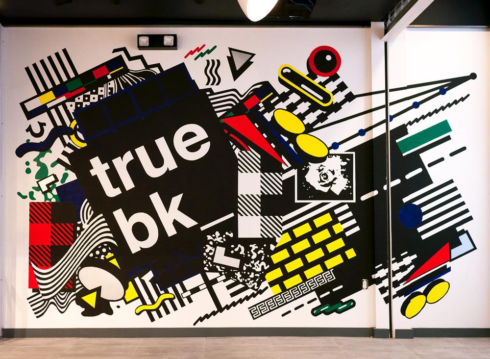 Kenzo Minami / True Religion Brooklyn store