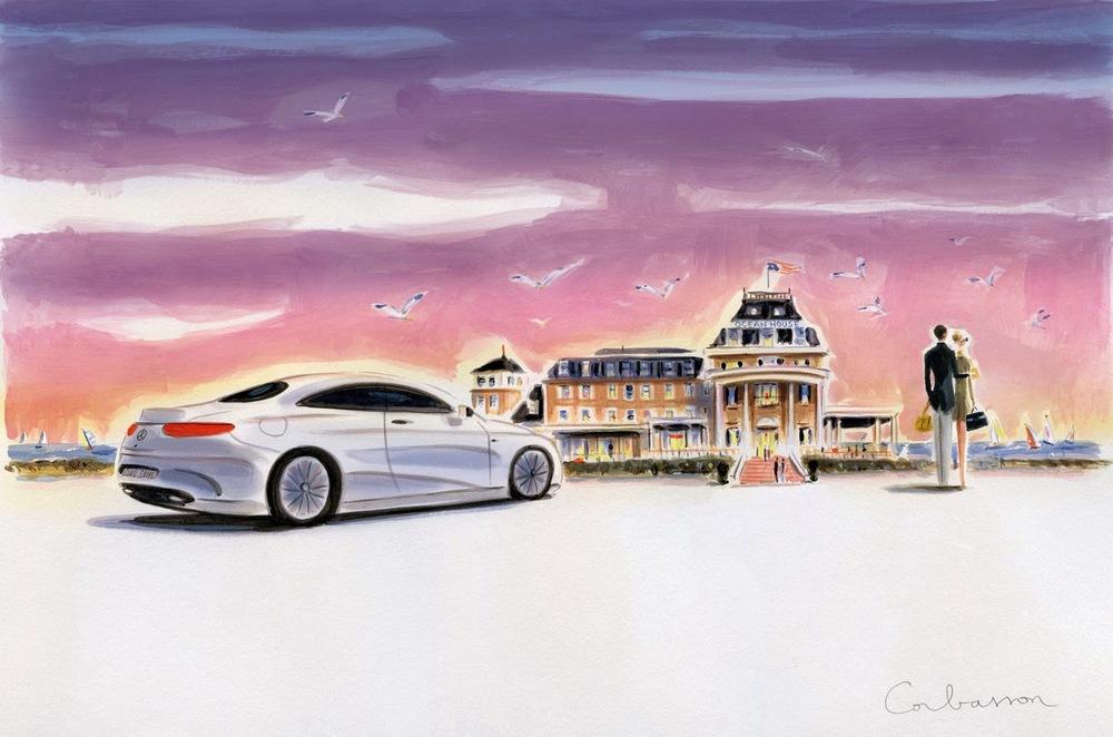 LULU* / Mercedes S-Class