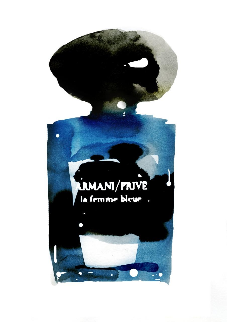 Stina Persson / Armani Prive