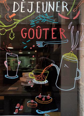 Marie Assenat / TARTE KLUGER, Paris