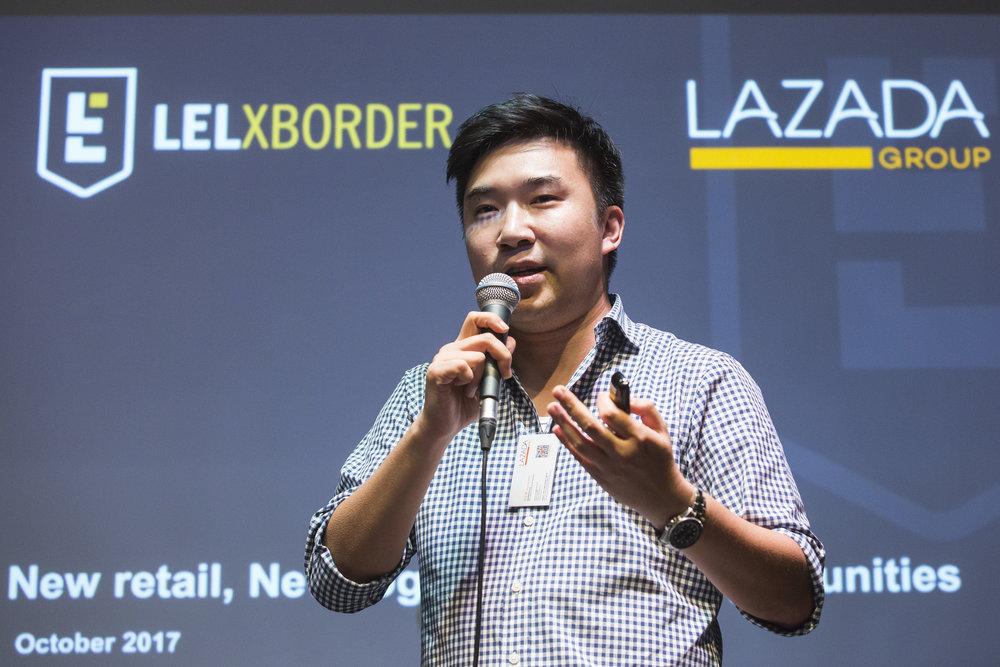 Guest Speaker - Stephen Leung, SVP LAZADA Cross Border Operations