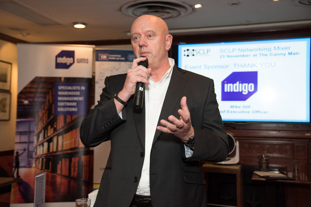 Mike Hill, Chief Executive Officer, Indigo Software