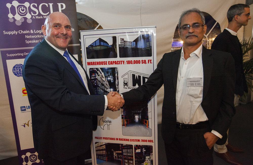 Ashish Machado, Chief Executive Officer, The Warehousing Company