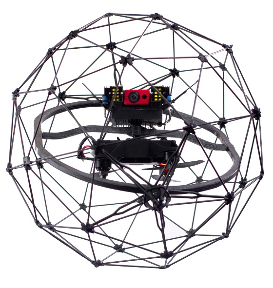 Elios  - the world's first collision-tolerant Drone