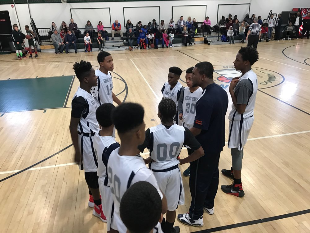 Coach: Ainsley Brown - -Started the athletic program at Great Oaks Charter School Bridgeport-Coached both the girls and boys basketball teams for 2 years.-Trains High School and Collegiate athletes-Individual Lessons (Shooting, Ball Handling, Post Moves, Agility, Defense, etc.)-Current MSW student at Southern Connecticut State University, utilizing basketball as an outlet for youth development.