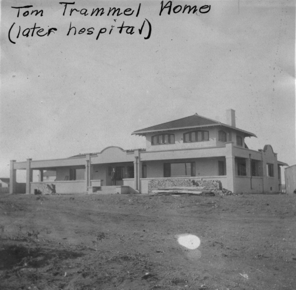 The Trammell Home