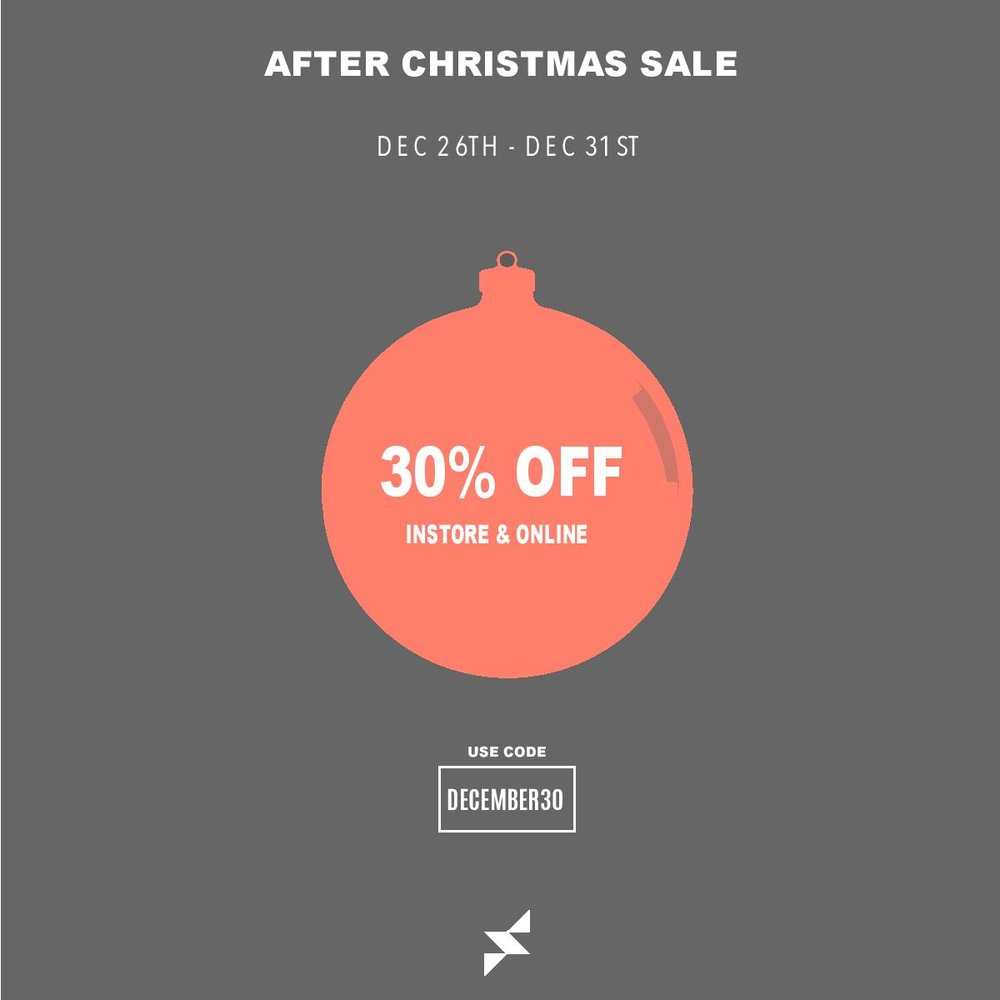Take advantage of our sale going on Right Now!  Happy Holidays