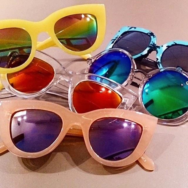 FLY PROUDLY CARRIES QUAY SUNGLASSES! STOP BY AND GET YOUR NEW SUNNIES FROM DOWN UNDER!