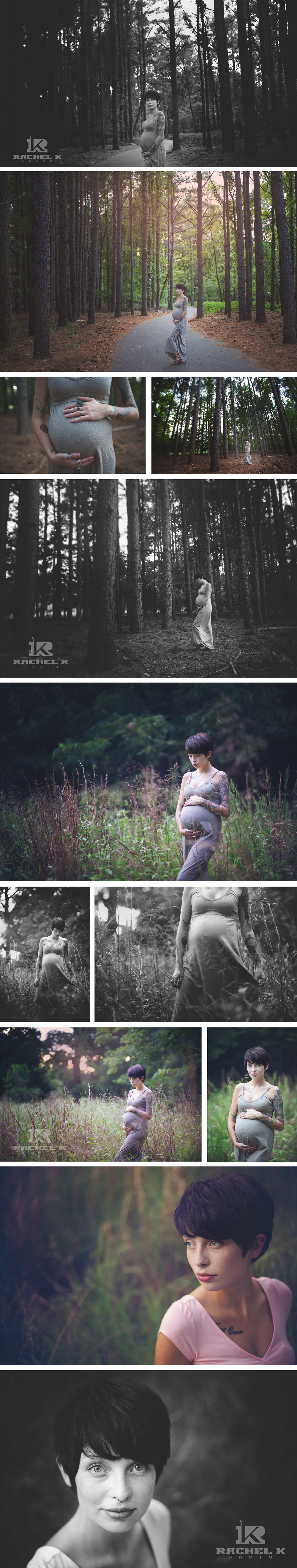 Little rock maternity photos