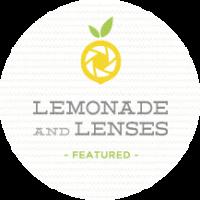 Rachel K Photo featured on Lemonade and Lenses