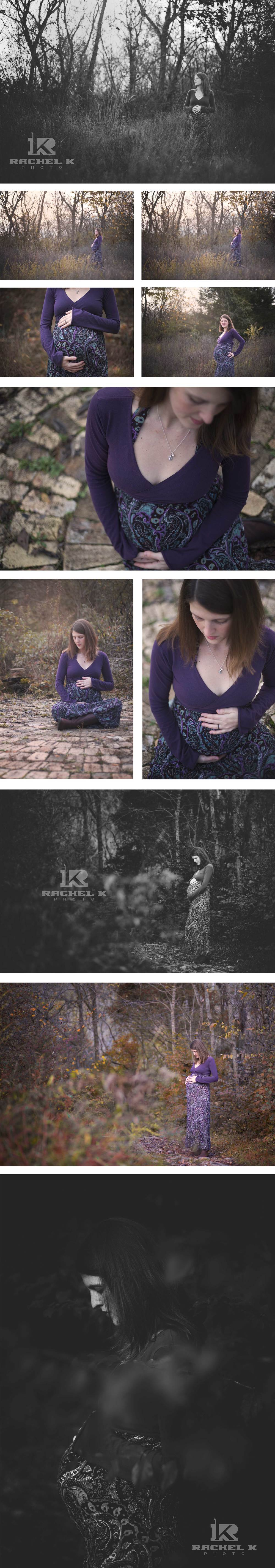Knoxville maternity session