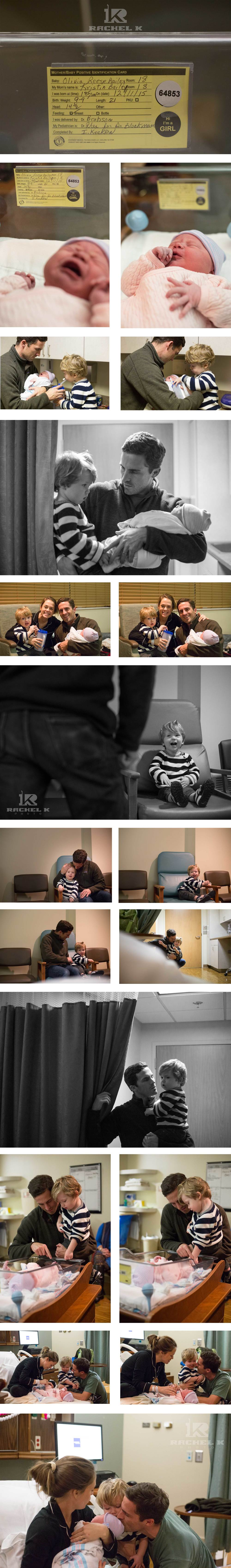 Knoxville birth photography