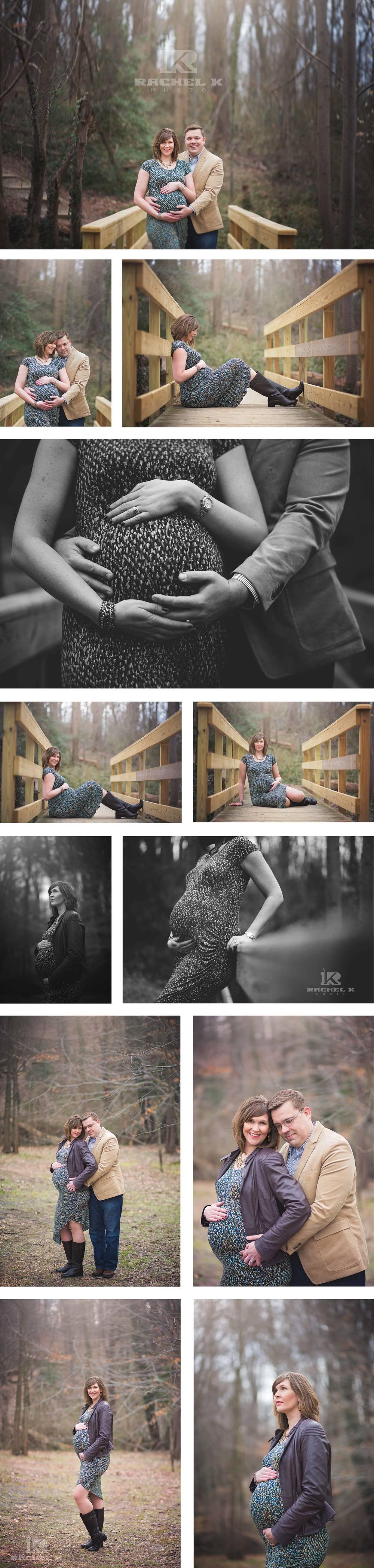 Arlington Va maternity shoot