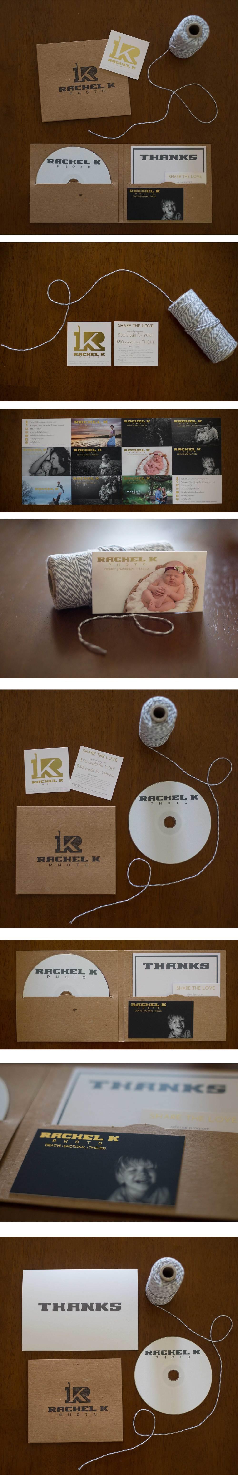 Rachel K Photo branding