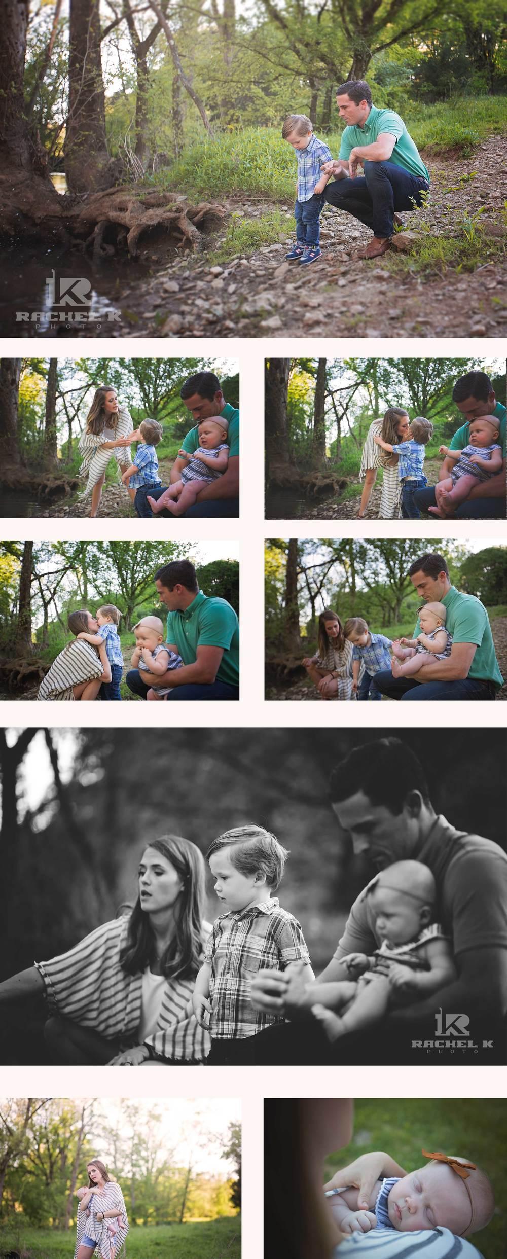 Arlington county family photo session by Rachel K Photo