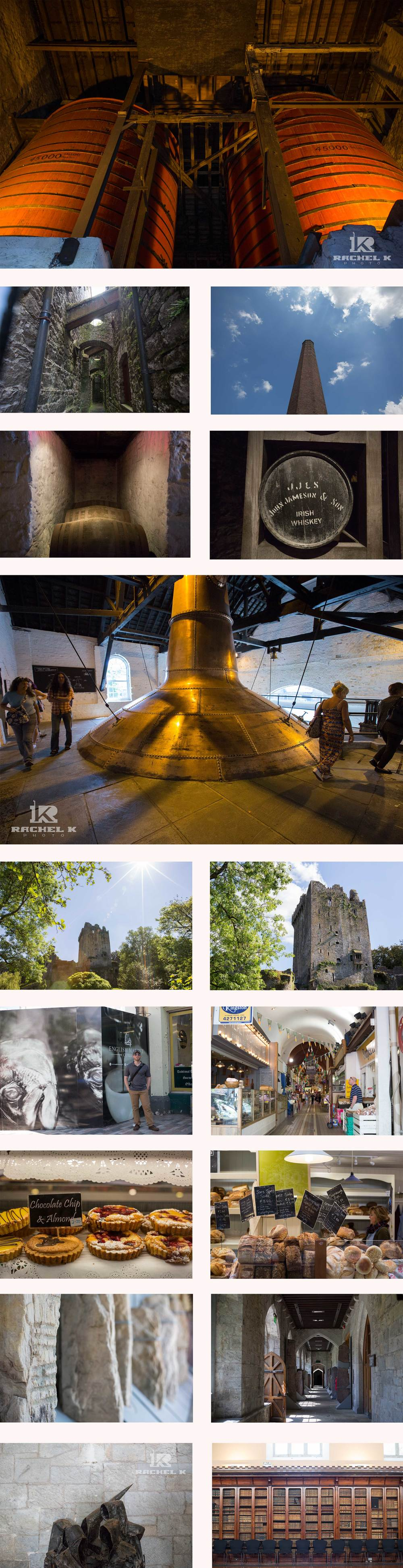 Middleton, Blarney Castle and Cork Ireland by Rachel K Photo