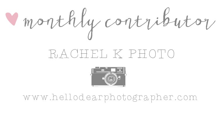 Rachel K Photo for Hello Dear Photographer