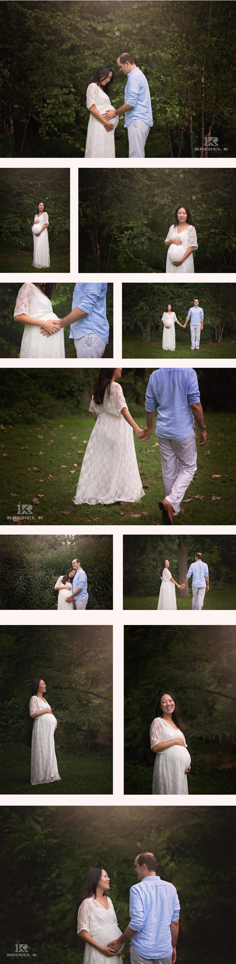 Northern Virginia maternity session by Rachel K Photo