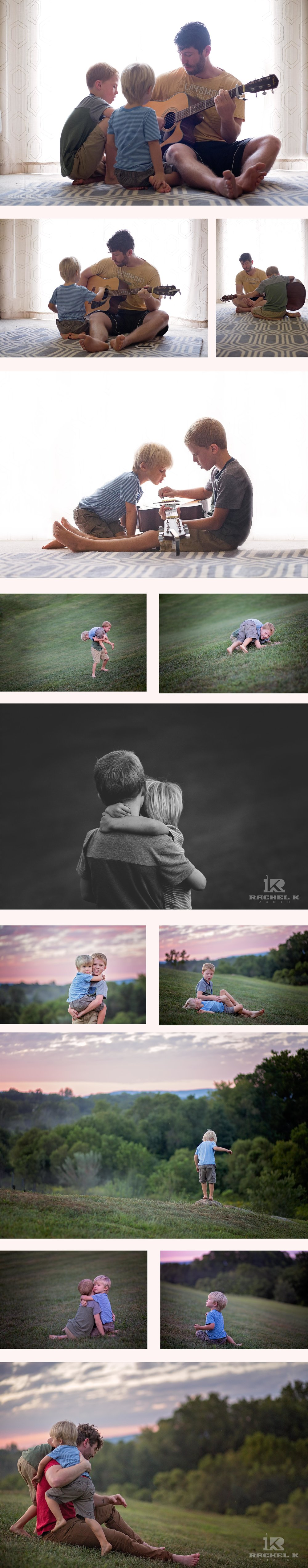 brother's lifestyle photography by Rachel K Photo
