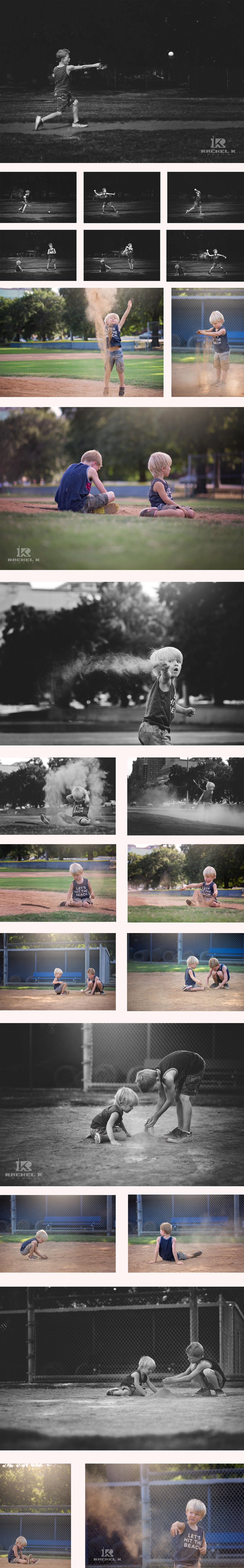 brother's lifestyle photography  at park by Rachel K Photo