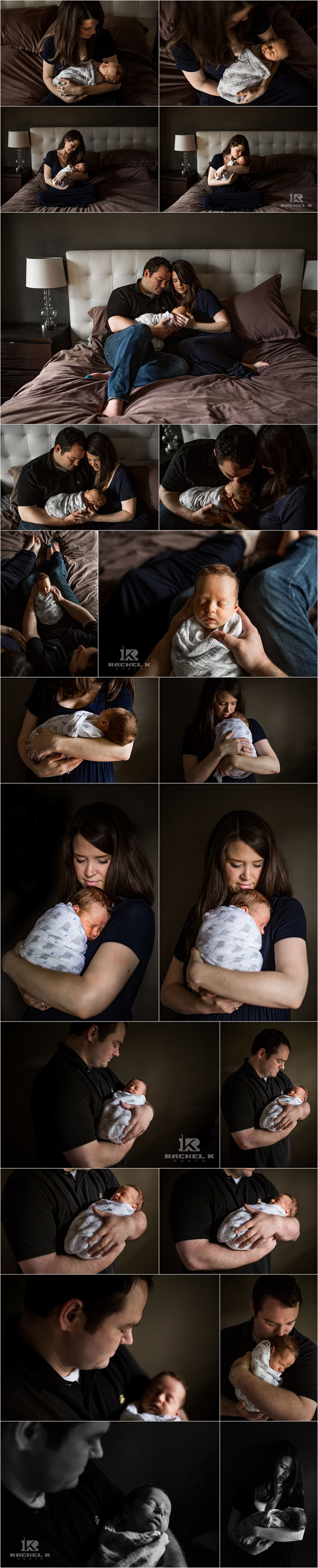 DC newborn session by Rachel K Photo