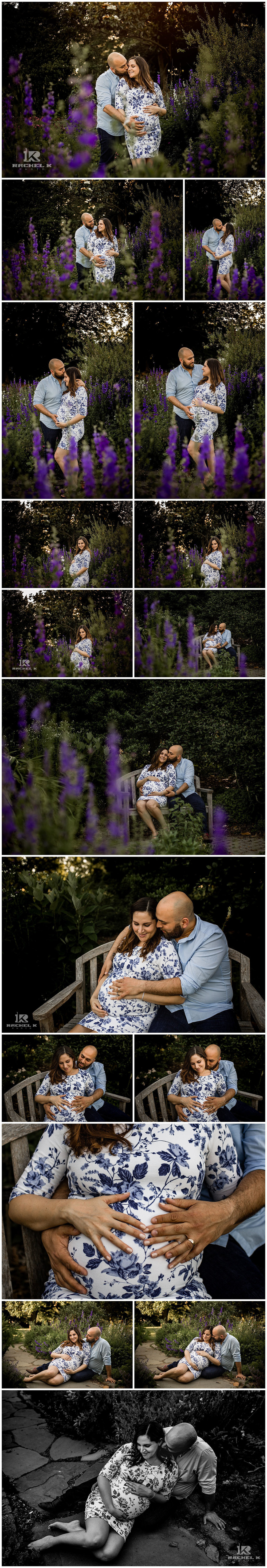 Alexandria Virginia maternity session