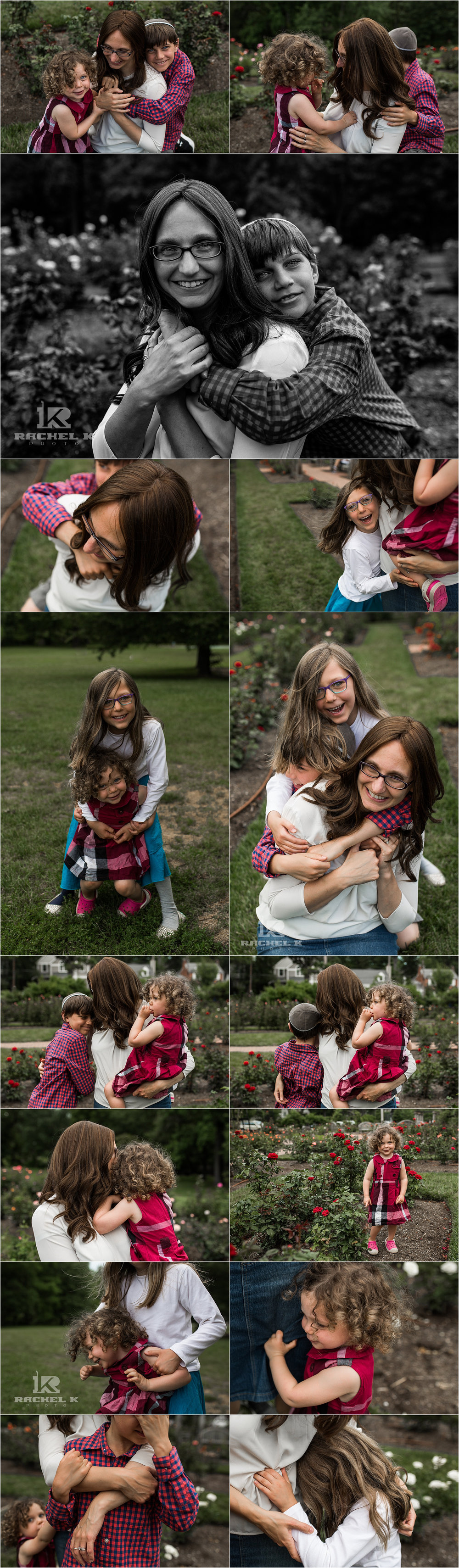 Arlington Virginia lifestyle family session by Rachel K Photo