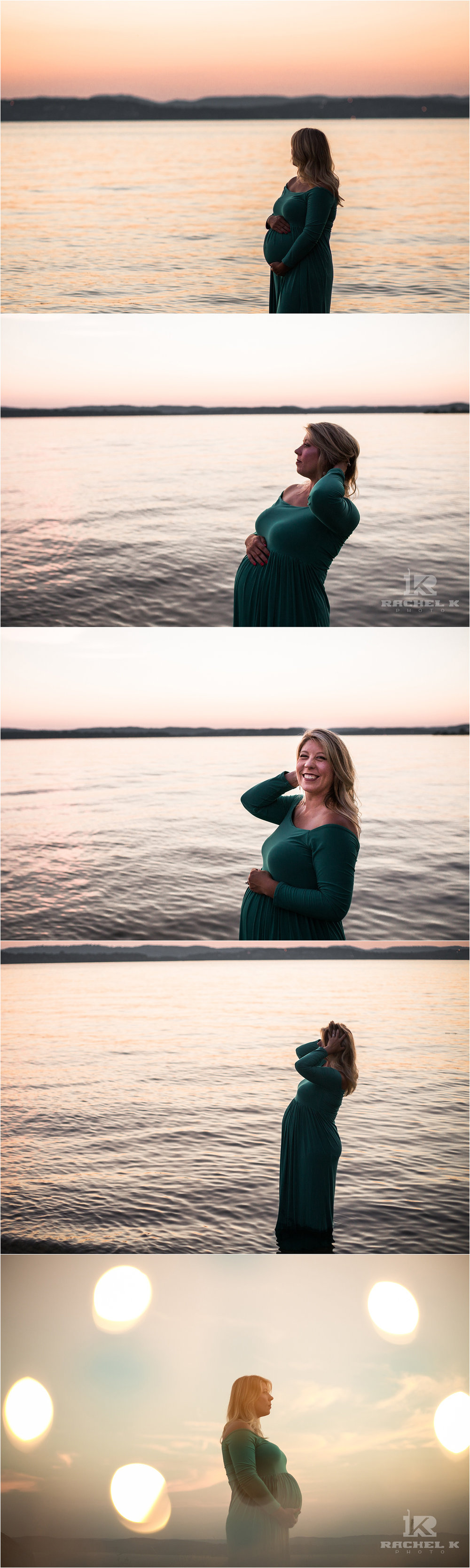 MO family maternity session by Rachel K Photo