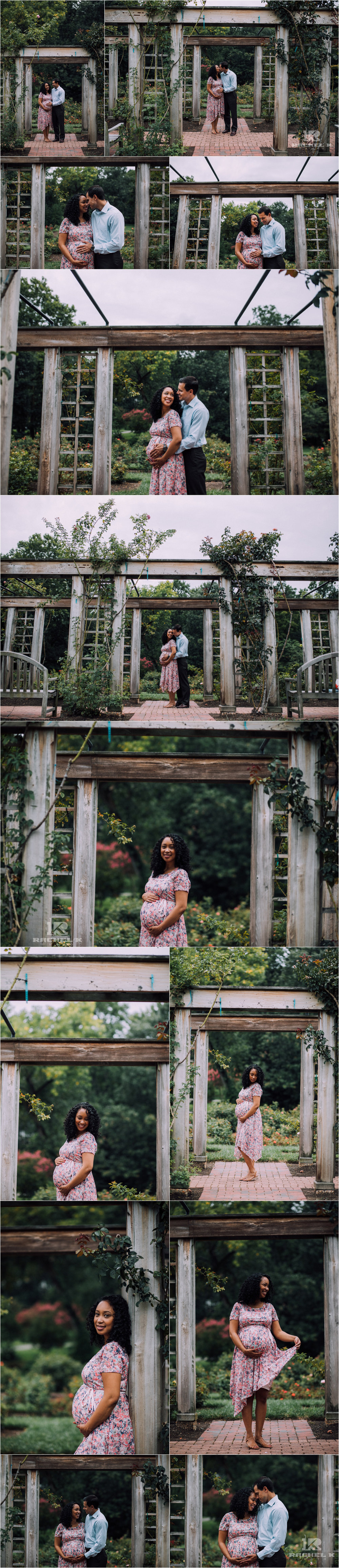 Northern Virginia summer maternity session by Rachel K Photo