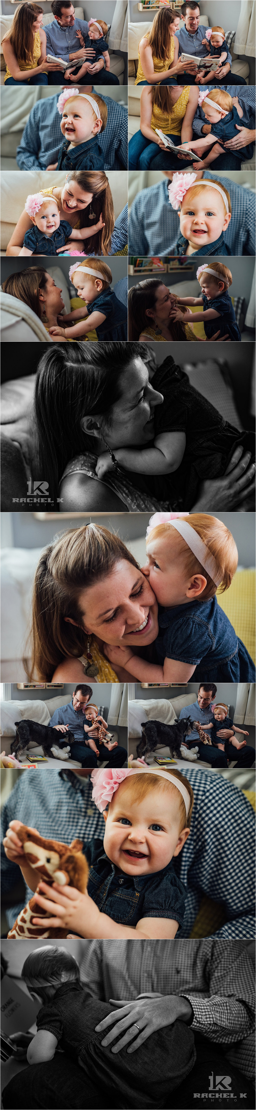 Fairfax Virginia family session by Rachel K Photo