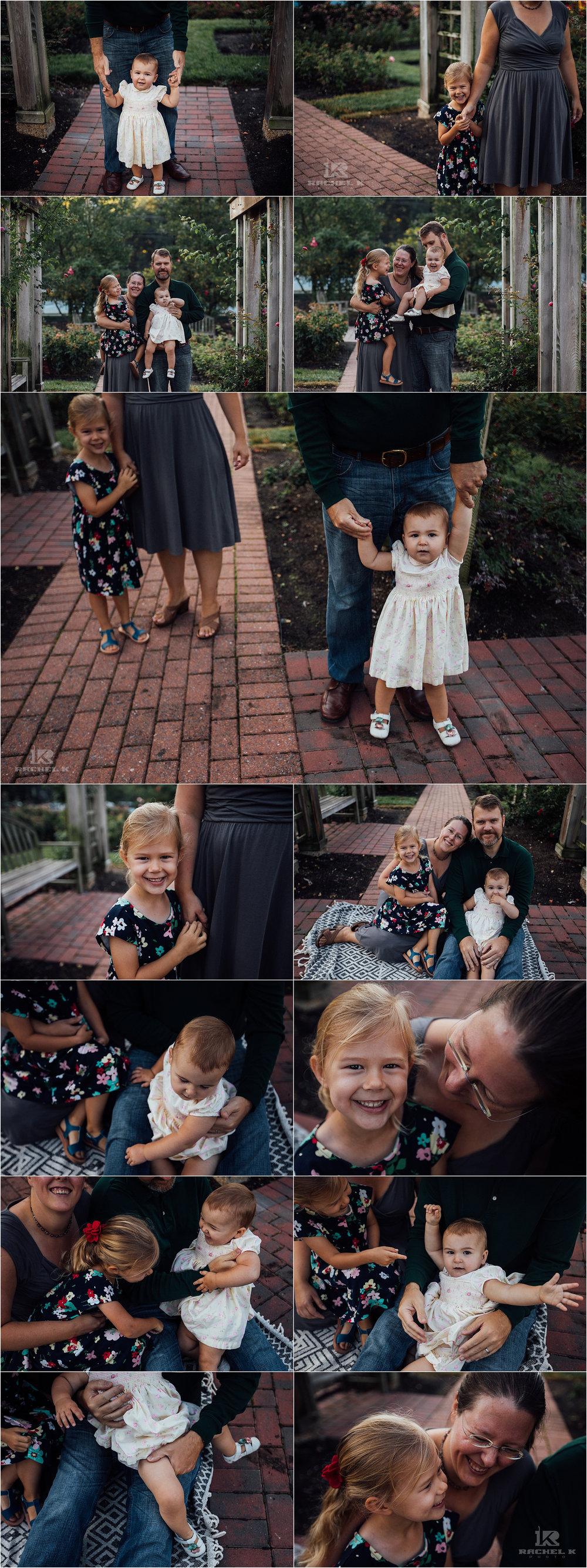 Northern Virginia family session by Fairfax VA photographer Rachel K Photo