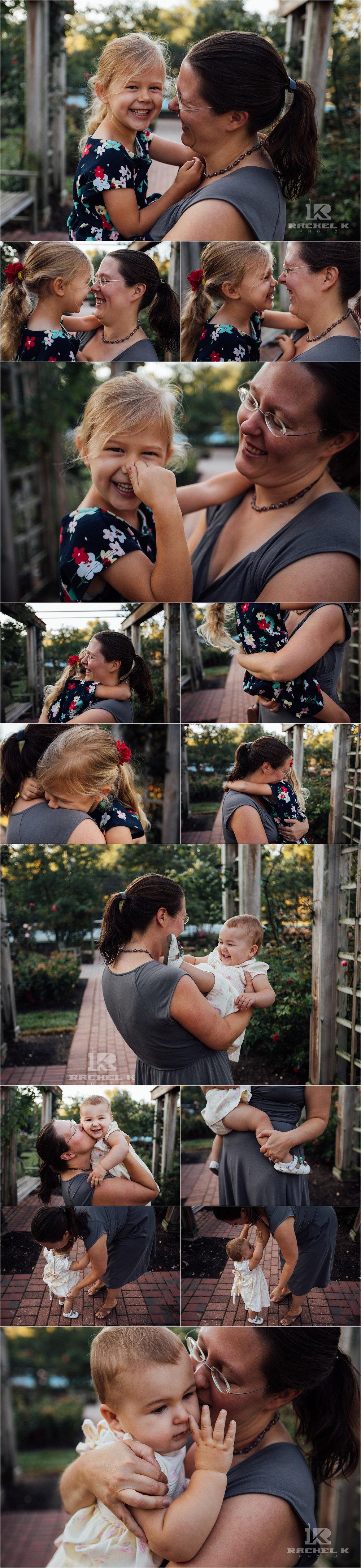 Fairfax Virginia family session by Rachel K Photo