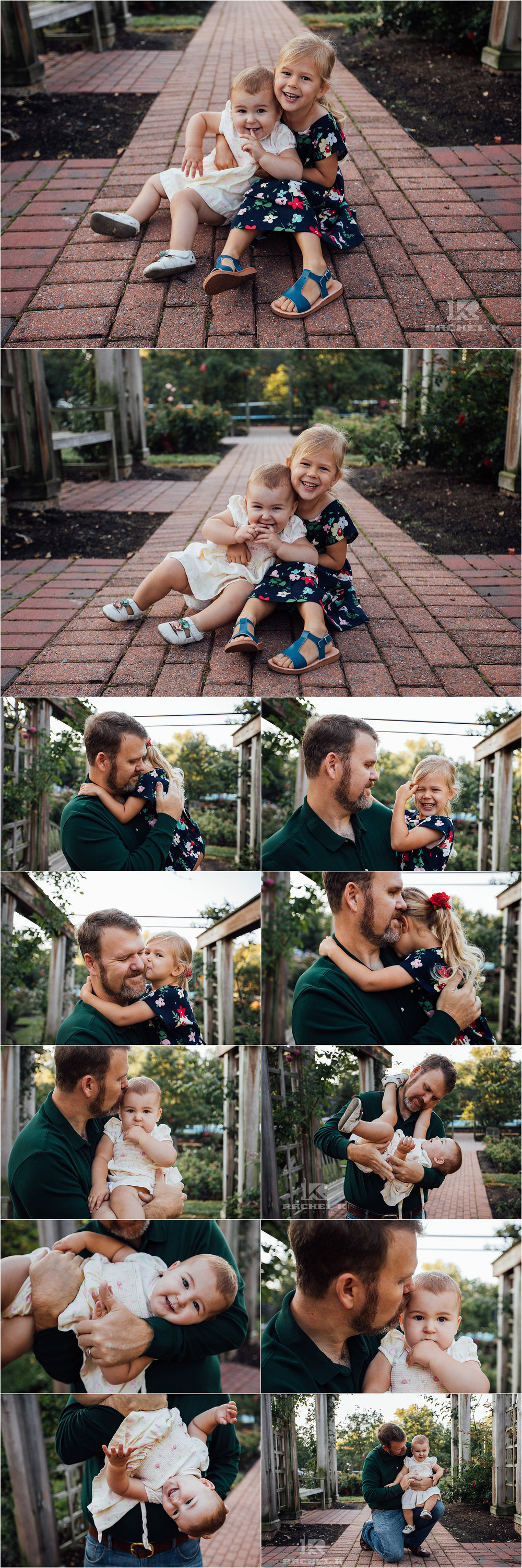 Centerville Virginia family session by Rachel K Photo