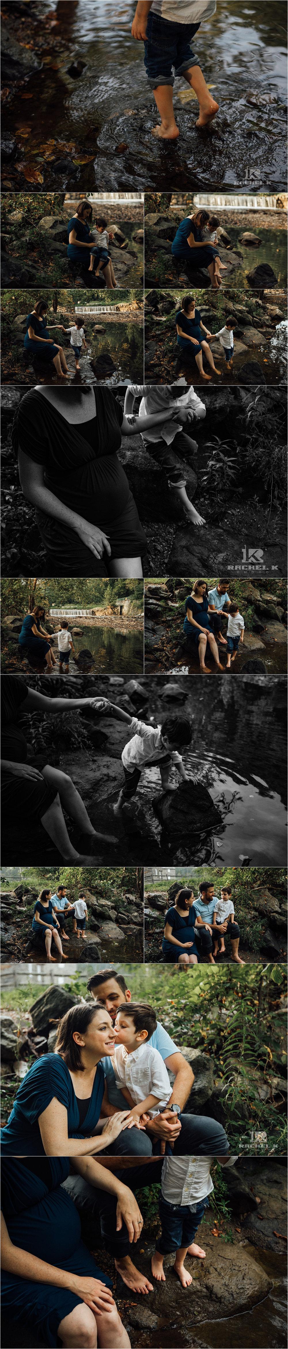 Rock creek park family session by Rachel K Photo