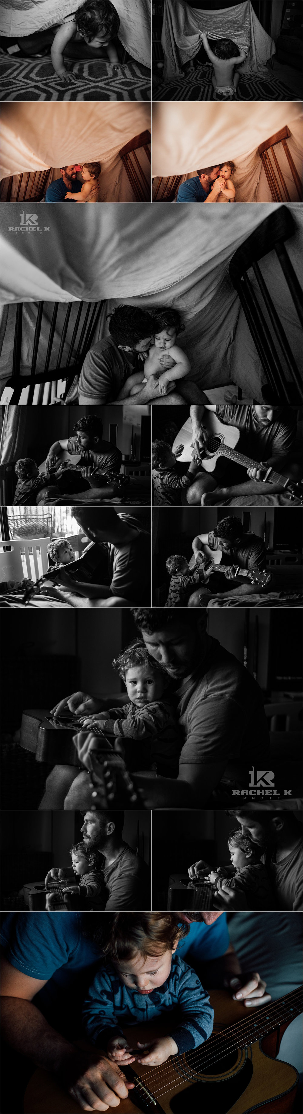 Personal photos for September by Fairfax family photographer Rachel K Photo
