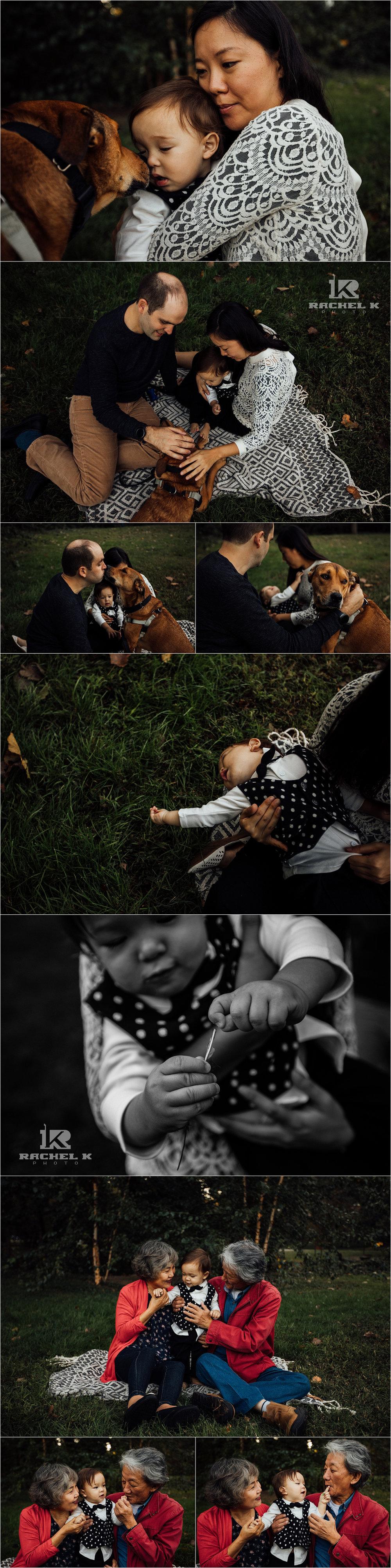 Arlington Virginia family photographer Rachel K Photo