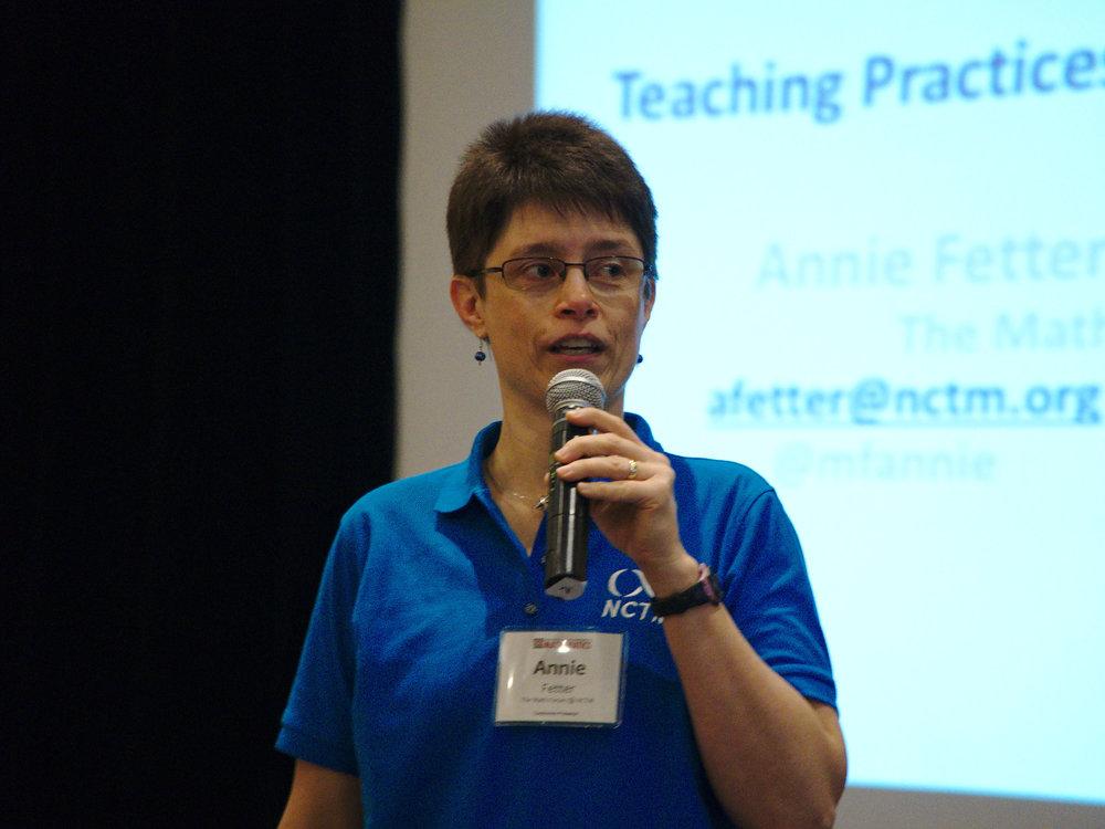 Annie Fetter -