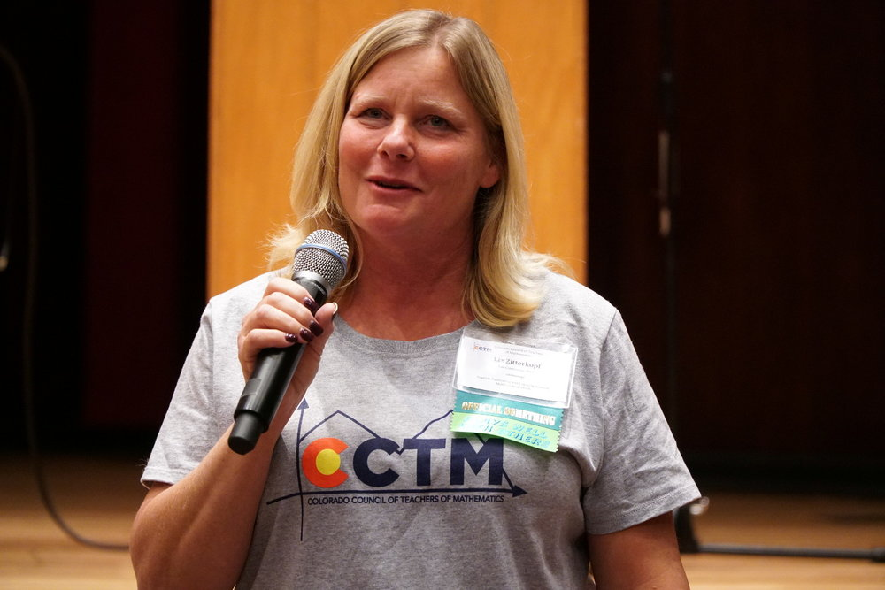 Liz Zitterkopf, conference co-chair, thanked the attendees and brought #cctm17 to a close.