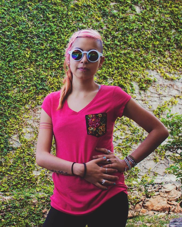 """Valentina Alvárez, Photographer, """"Yaxha"""""""