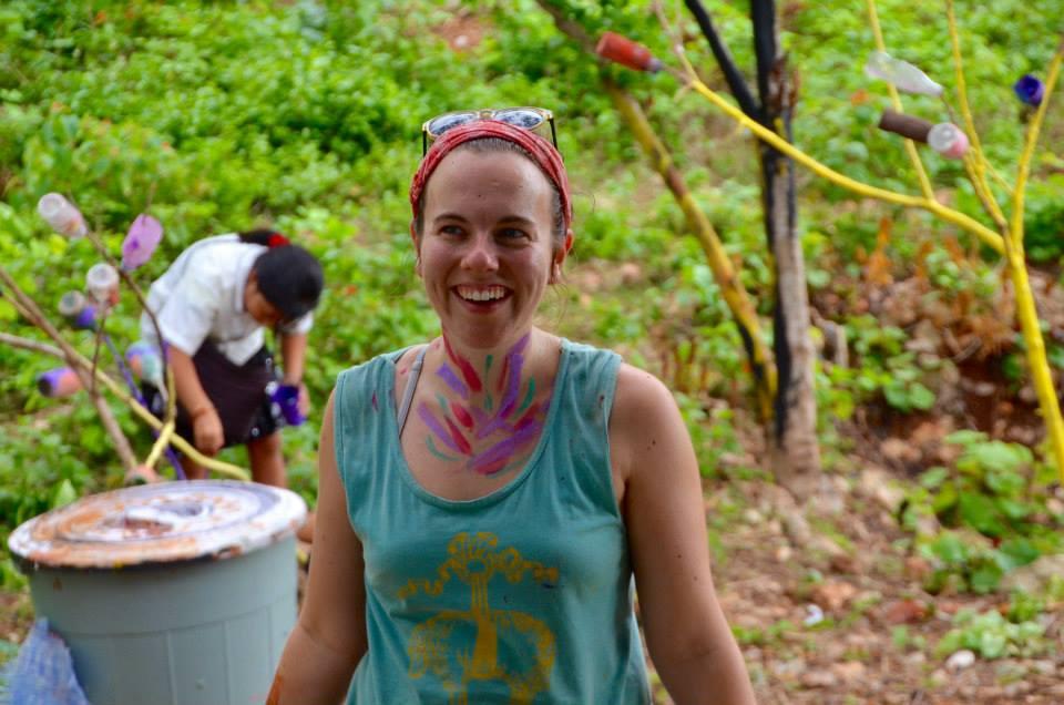 Samantha Ledbetter, Artist in Residence