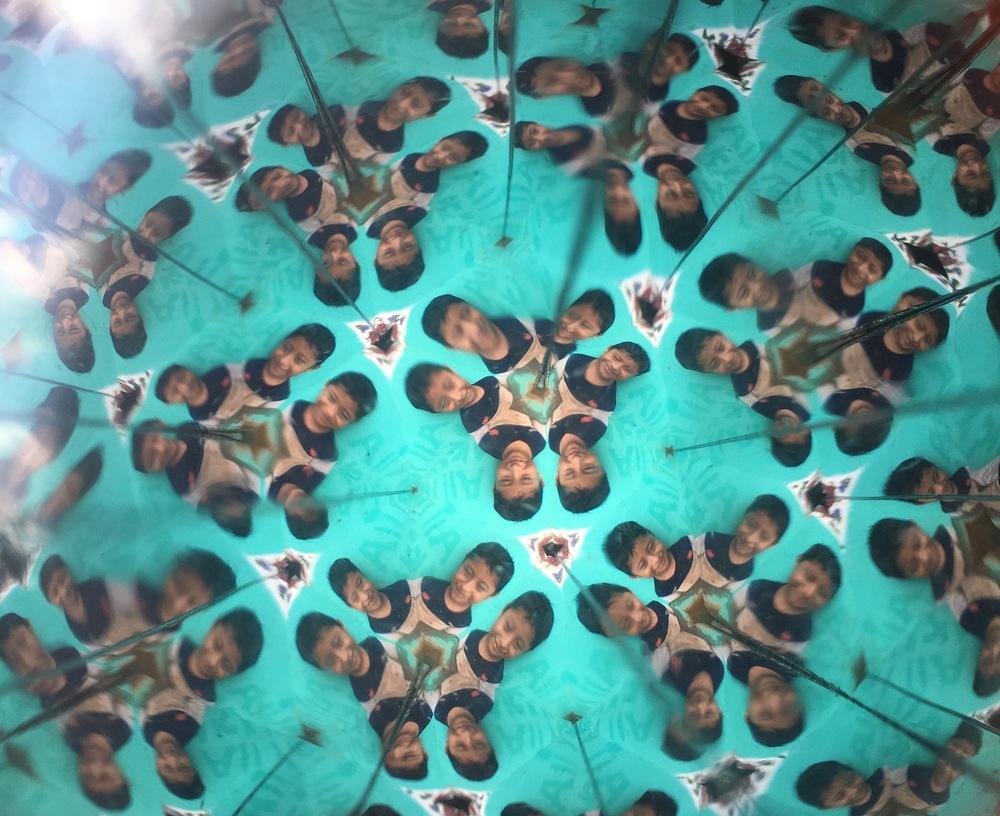 Billi via kaleidoscope