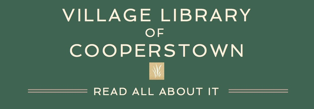 VIllage Library of Cooperstown