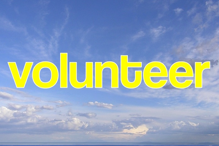 """Volunteer (#rtweek2012)"" by Ron Mader is licensed under CC BY 2.0"