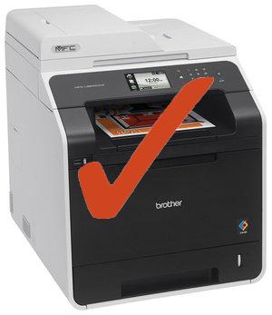Network Printer/Copy Machine
