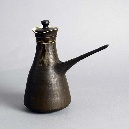 Lucie Rie coffee pot