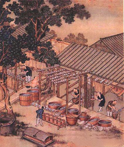 Jingdezhen in Qing Dynasty (1644-1912)