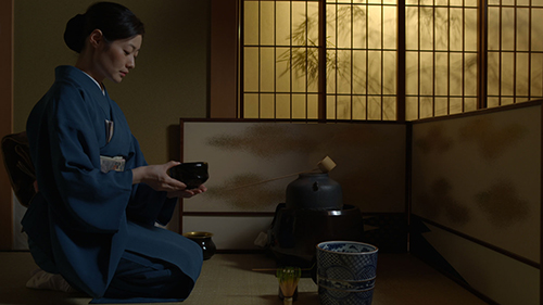 Tea Ceremony, image from the Internet