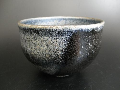 Tenmoku Tea Bowl,Sasaki Yuzuru