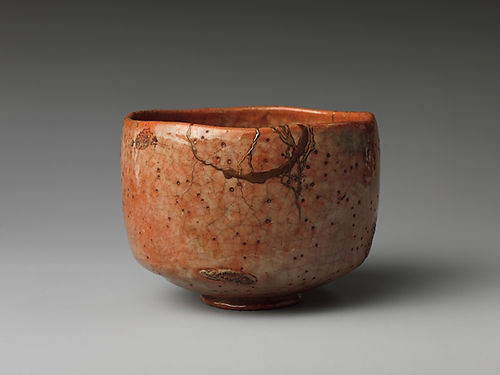 Tea Bowl, Edo period (1615–1868), Raku Ware, the Metropolitan Museum of Art