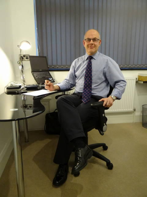 Glyn Smyth, Work Fit Director
